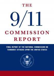 Cover 9/11 Commission Report