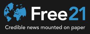 Free21.org Logo